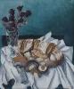 Brot und Pilze